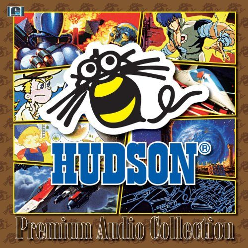 HUDSON-Premium-Audio-Collection-Wallpaper-500x500 [Editorial Tuesday] The History of Hudson Soft