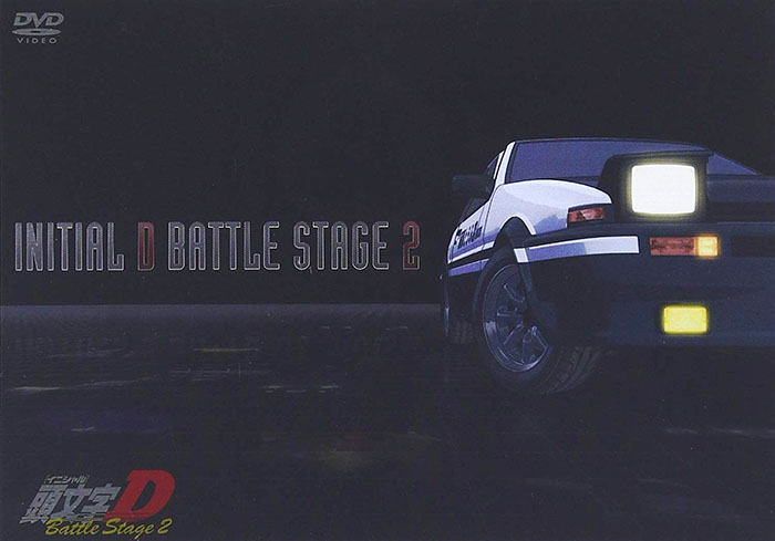 Initial-D-dvd Initial D has the Best OST! Here's Why!