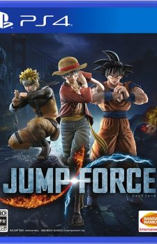 JUMP-FORCE-396x500 Weekly Game Ranking Chart [02/07/2019]