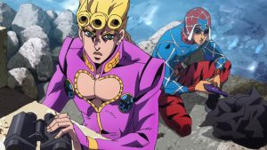 JoJo no Kimyou na Bouken: Ougon no Kaze 1st Cours (Jojo's Bizarre Adventure: Golden Wind 1st Cours) Review - Blows Us Away