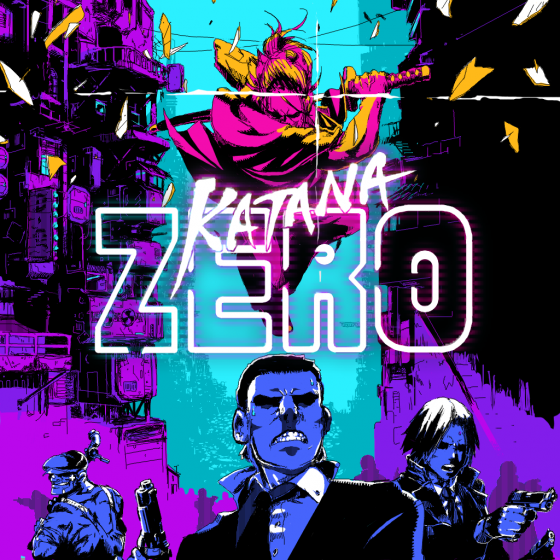 Katana-ZERO-Logo-560x560 Katana ZERO - PC/Steam Preview