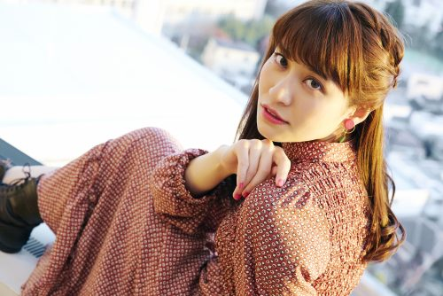 "MG_3214-500x334 Voice actress and anisong singer, Megumi Nakajima is ANiUTa's January 2019 ""Artist of the Month"""
