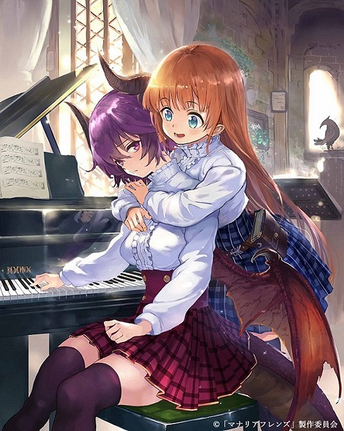 Manaria-Friends-1-1 Weekly Anime Ranking Chart [03/13/2019]