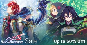 NIS America Publisher Sale is happening now on the Nintendo eShop!
