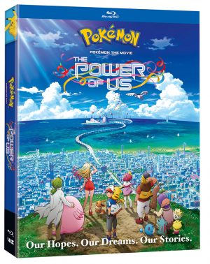 VIZ Media Gains POKÉMON: THE POWER OF US Manga & Home Media Rights