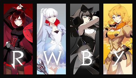 RWBY-manga-anthology VIZ Media Secures Publishing Rights For THE WORLD OF RWBY: THE OFFICIAL COMPANION