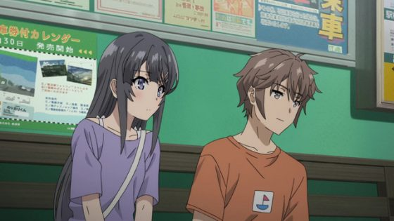 Seishun-Buta-Yarou-wa-Bunny-Girl-Senpai-no-Yume-wo-Minai-Wallpaper-2-560x315 Moments in Anime: Sakuta Azusagawa Confesses His Love to Mai Sakurajima