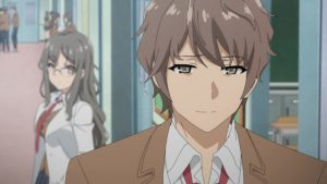 Seishun Buta Yarou wa Bunny Girl Senpai no Yume wo Minai (Rascal Does Not Dream of Bunny Girl Senpai) Review - Youth can be quite strange