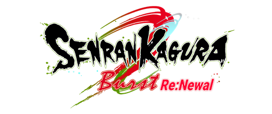 Senran-Kagura-Burst-Renewal-logo Senran Kagura Burst RE:Newal - PC/Steam Review