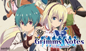"Sentai Filmworks Tells the Story of ""Grimms Notes the Animation"""