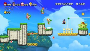 Latest Nintendo Downloads [01/10/2018] -  Classic Mushroom Kingdom Adventures!