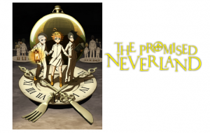 Aniplex of America Announces The Promised Neverland Complete Blu-ray Set