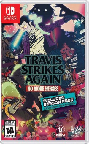 Travis-Strikes-Again-No-More-Heroes-game-300x485 Travis Strikes Again: No More Heroes - Nintendo Switch Review