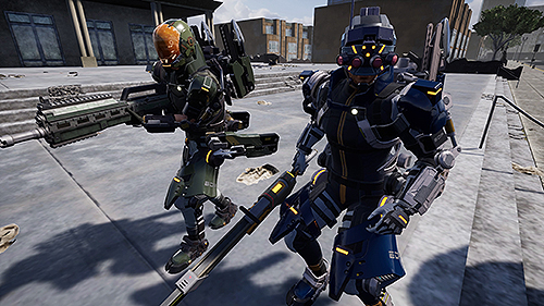 edf-iron-rain_ss_04 Earth Defense Force: Iron Rain Coming Soon to PlayStation 4, Global Deployment Set for April 11, 2019