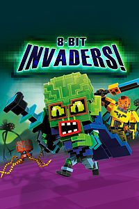 8-Bit-Invaders-game-1 8-Bit Invaders! - Xbox One Review