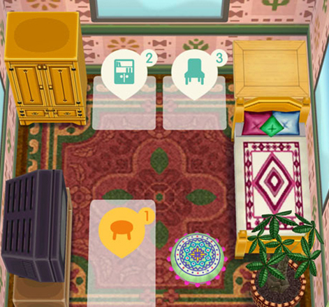 AnimalCrossingPocketCamp_HappyHomeroom_screen_01 Put Your Interior Design Skills to the Test in Animal Crossing: Pocket Camp