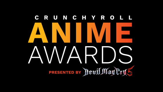 Anime-Awards-2018-Logo-560x315 Crunchyroll's Anime Awards Livestream Goes Live on Twitch Feb 16th!
