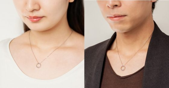 Attack-on-Titan-Necklace-4-560x315 Attack on Titan Double Ring Pendant Necklaces Chosen by Fans Now on Sale!