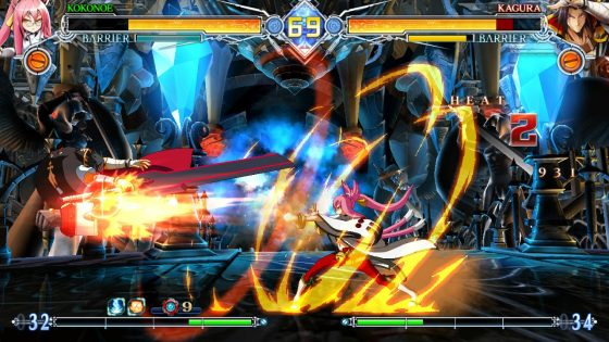 BB-Central-Fiction-1 BLAZBLUE CENTRALFICTION Special Edition now available for Nintendo Switch!