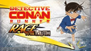 Detective Conan mobile game announced for global release!