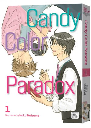 Yaoi Manga Publisher SuBLime Announces CANDY COLOR PARADOX