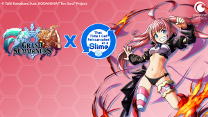 "Crunchyroll Announces ""That Time I Got Reincarnated as a Slime"" Collaboration Event"