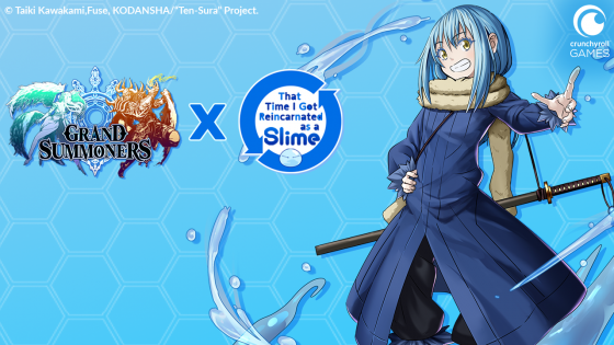 "Crunchyroll-Reincarnated-as-Slime-Milim-Special-Carouesl-560x315 Crunchyroll Announces ""That Time I Got Reincarnated as a Slime"" Collaboration Event"