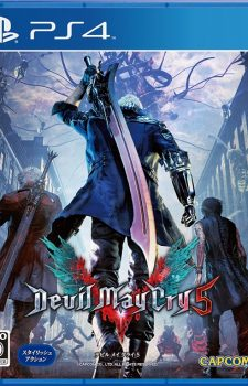 DEVIL-MAY-CRY-5-394x500 Weekly Game Ranking Chart [02/21/2019]
