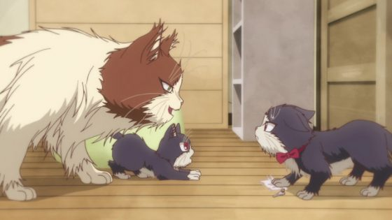 Doukyonin-wa-Hiza-Tokidoki-Atama-no-Ue-My-Roomate-is-a-Cat-300x450 6 Anime Like Doukyonin wa Hiza, Tokidoki, Atama no Ue. (My Roommate is a Cat) [Recommendations]