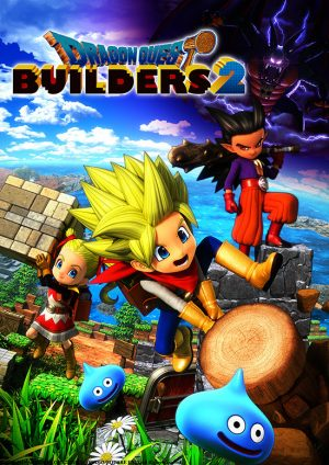 DRAGON QUEST BUILDERS 2 Officially Drops July 12, 2019 in North America