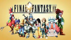 FINAL FANTASY IX Available on Nintendo Switch, XBox One and Windows 10 Today