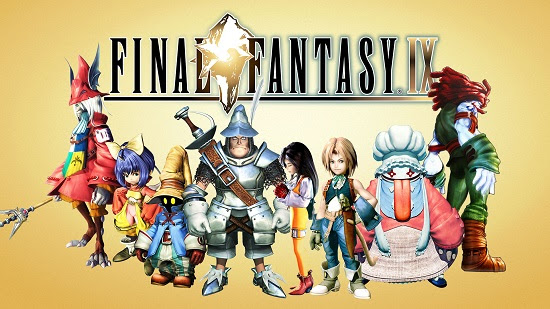 Final-Fantasy-IX-Logo [X019] Classic and Beloved FINAL FANTASY Titles Will be Available with Xbox Game Pass Starting in 2020!