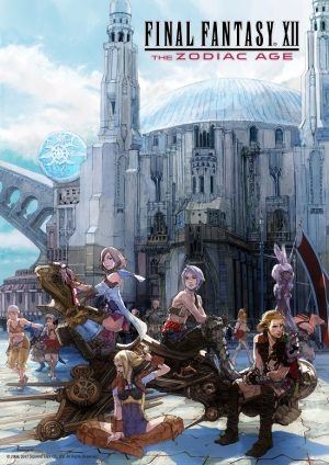 Final-Fantasy-XII-Illustration-354x500 Discover Endless Adventure in Classic FINAL FANTASY Titles
