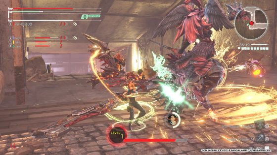 GOD-EATER-3-game-Wallpaper-560x315 GOD EATER 3 Lands on Nintendo Switch on July 12, 2019!