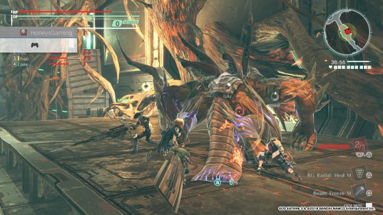 GOD-EATER®-SS-5-560x315 New GOD EATER 3 Update Available Adds Balance Changes, Customization Options and More!