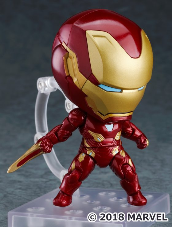 Good-Smile-Company-Iron-Man-Mark-50-7-560x461 Good Smile Company's newest figure, Nendoroid Iron Man Mark 50: Infinity Edition DX Ver. is now available for pre-order!