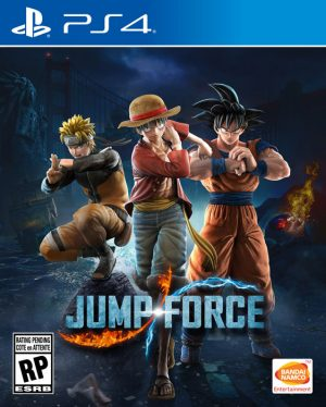 Jump Force - PlayStation 4 Review