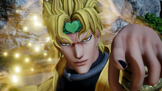 Jump-Force-DIO_02_1549042387-560x315 JUMP FORCE Adds Jotaro and Dio from Jojo's Bizarre Adventure to its Roster