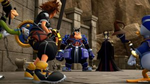 Kingdom Hearts Anime in the Works?!