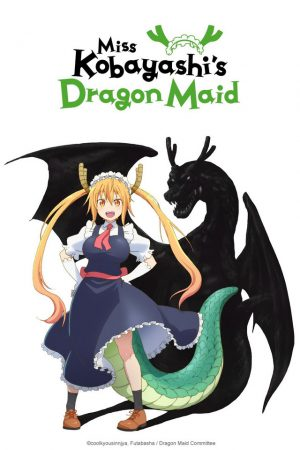 Kobayashi-san-Chi-no-Maid-Dragon-Miss-Kobayashis-Dragon-Maid-300x450 Kobayashi-san Chi no Maid Dragon (Miss Kobayashi's Dragon Maid) 2nd Season Confirmed!