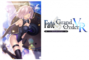 Fate/Grand Order VR feat. Mash Kyrielight Launches English Version in the U.S. for PlayStation VR
