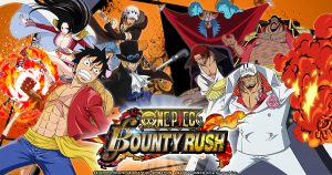 ONE PIECE BOUNTY RUSH Now Available for Mobile Devices