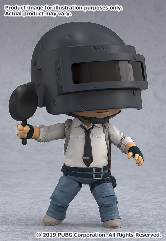 """PUBG_Good-Smile-5-560x811 Good Smile Company's newest figure, PUBG Nendoroid """"The Lone Survivor"""" is now available for pre-order!"""
