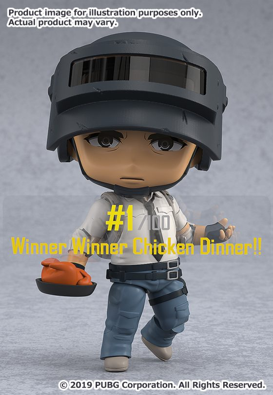 "PUBG_Good-Smile-5-560x811 Good Smile Company's newest figure, PUBG Nendoroid ""The Lone Survivor"" is now available for pre-order!"