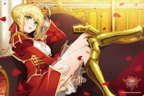 Red-Saber-FateExtra-Last-Encore-Wallpaper-1-700x477 Top 10 Waifu of 2018