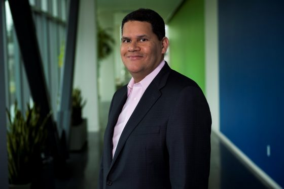 Reggie_FINAL-560x374 Nintendo of America's Reggie Fils-Aime to Retire: Doug Bowser Named New President