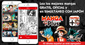 MANGA Plus by SHUEISHA will Officially have Spanish Support!
