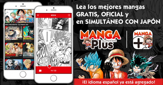 SP_MANGA-Plus_bnr02_190220-560x294 MANGA Plus by SHUEISHA will Officially have Spanish Support!