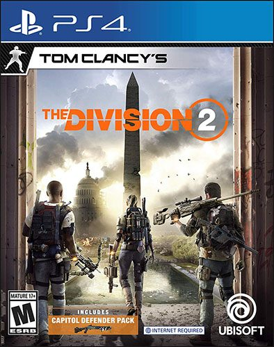 Tom-Clancy's-The-Division-2-game-394x500 Ubisoft Announces Sale on Tom Clancy's The Division 2 for Limited Time