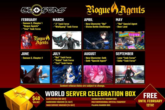 rogue-agents-closers-560x372 CLOSERS Announces the Launch Date for Season 3: Rogue Agents